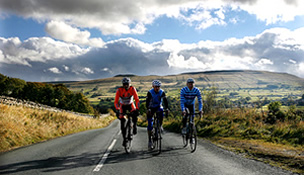 Tour de France 2014 - The Street Head Inn, Newbiggin-in-Bishopdale, Yorkshire Dales National Park